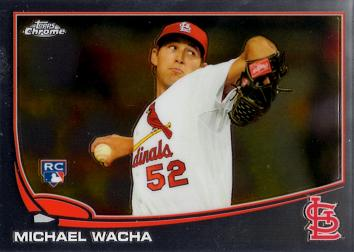 Michael Wacha Rookie Card