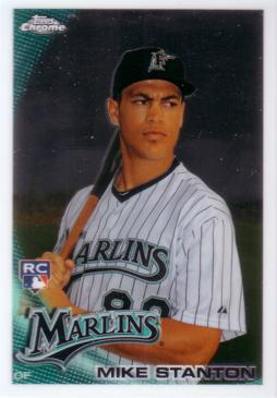 Giancarlo Stanton Rookie Card