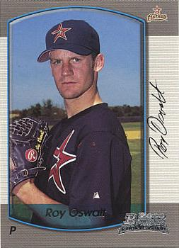 Roy Oswalt Rookie Card