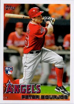 Peter Bourjos Rookie Card