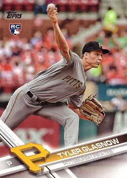 Tyler Glasnow Rookie Card