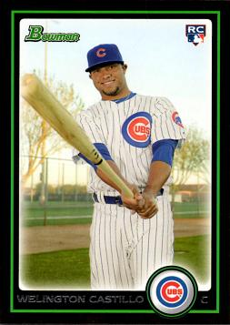 Welington Castillo Rookie Card